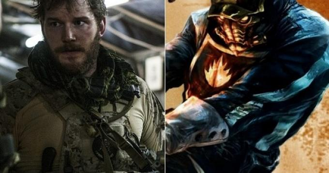 Chris Pratt difenderà la galassia.
