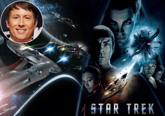 E' lui il futuro di Star trek?