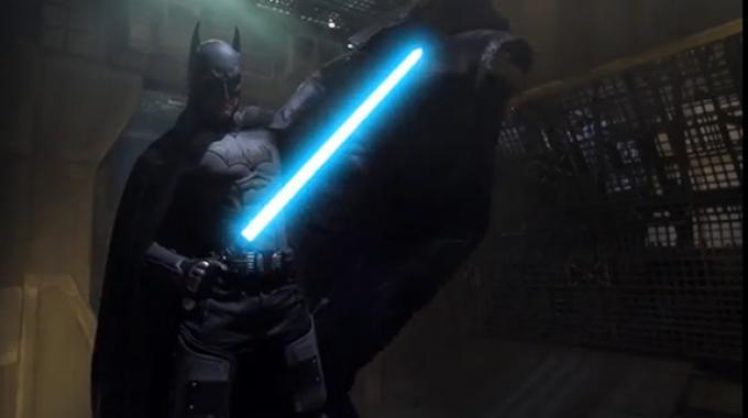 Batman vs Vader