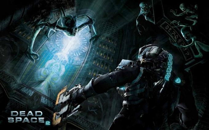 La Chiesa di Unitology in Dead Space 2