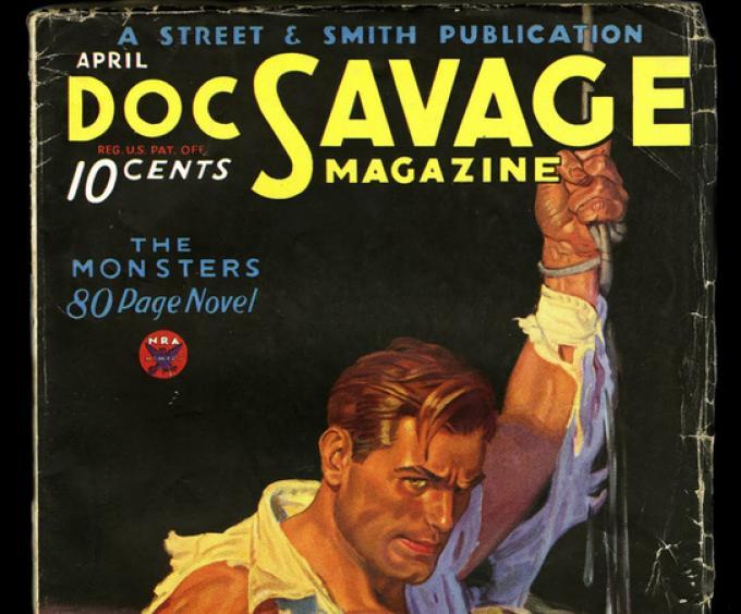 Chi sarà il prossimo Doc Savage?