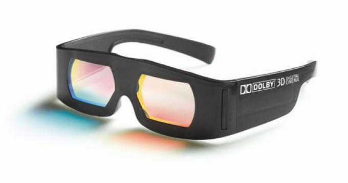 Occhialini Dolby3D
