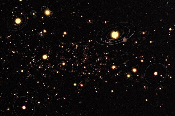 Planets everywhere...