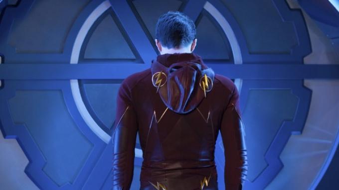Puoi davvero cambiare il passato Barry?
