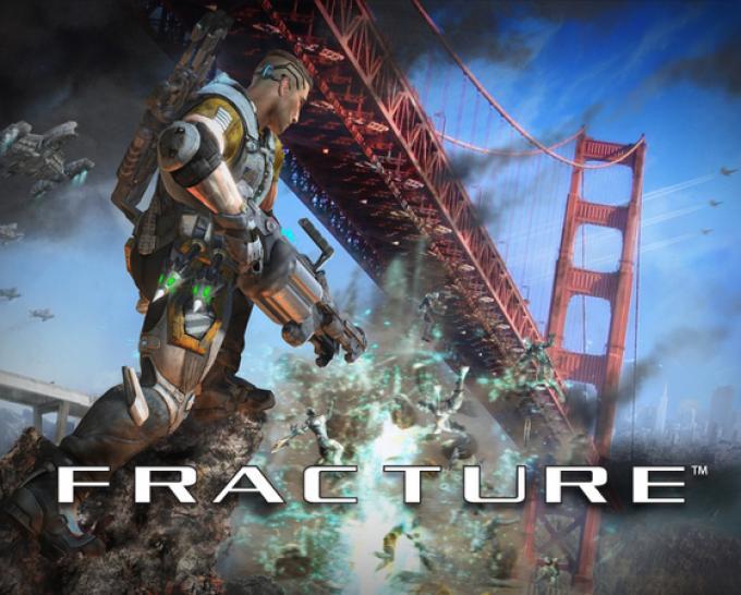 La baia di San Francisco come appare in Fracture
