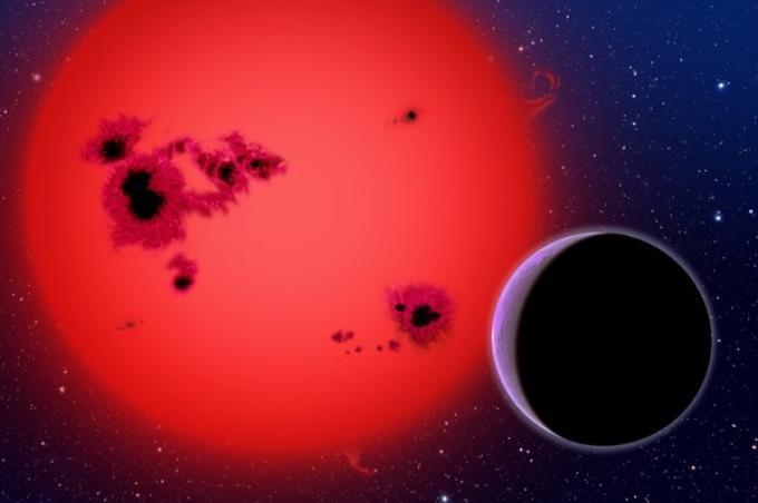 GJ 1214b - il pianeta più simile alla Terra mai trovato al di fuori del nostro sistema solare.