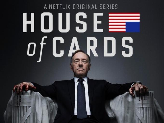 Il futuro delle serie tv non è più in tv, parola di Kevin Spacey