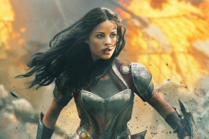 E' lei la prossima Wonder woman?