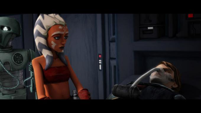 Ahsoka Tano, fedele padawan di Anakin Skywalker. Ancora per quanto?