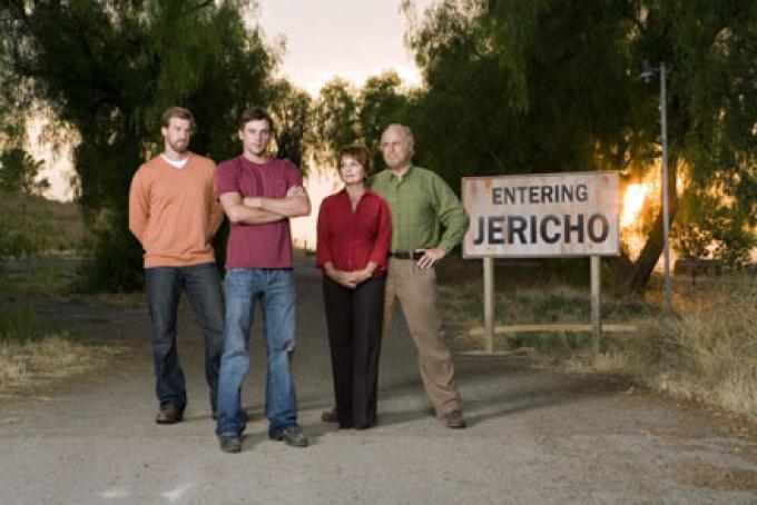 benvenuti a Jericho. di nuovo.
