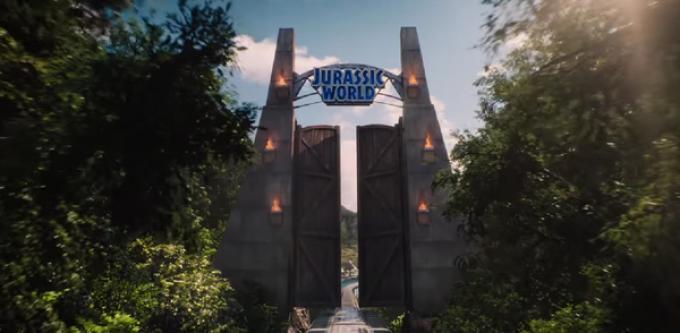 Benvenuti a Jurassic Park. non prenotate il biglietto di ritorno.