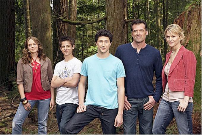 Il cast del telefilm sorpresa dell'anno.
