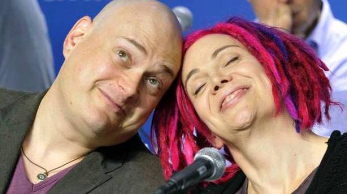 Andy & Lana Wachowski