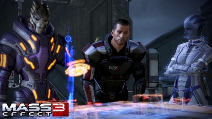 Shepard insieme a due vecchi amici