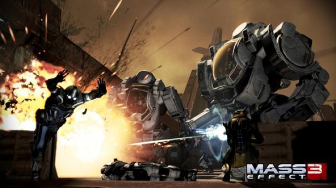 Un fotogramma dalla modalità multiplayer