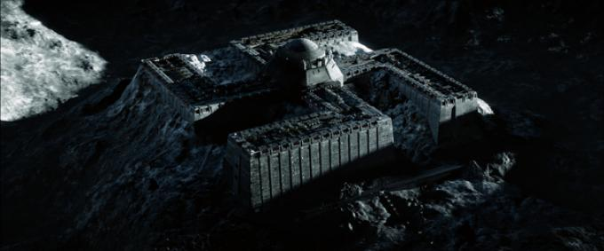 La fortezza nazista sulla Luna