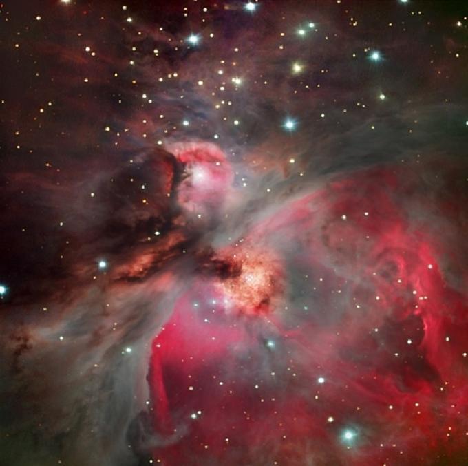 La nebulosa di Orione