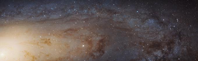 La più grande foto mai fatta ad Andromeda