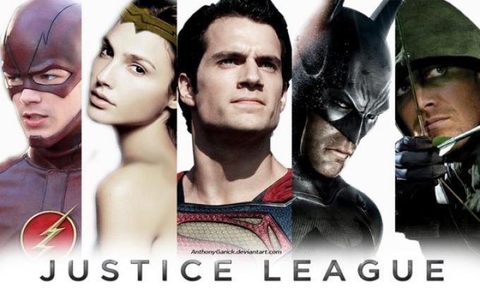 E' questo il dream team della DC comics al cinema?