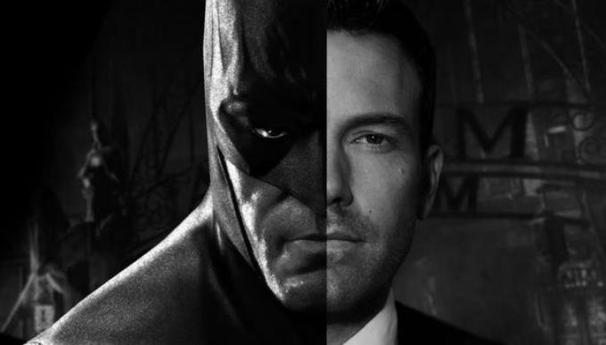Io sono Batman.