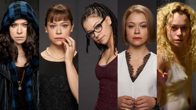 Cinque personaggi, una sola Tatiana Maslany