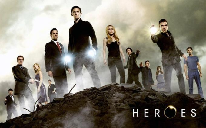 Nuova vita, nuovi eroi.