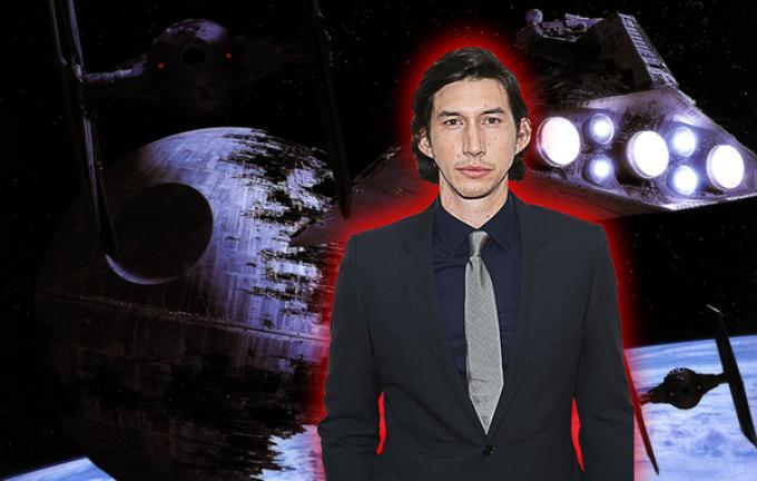 Vader, Darth Vader...junior.