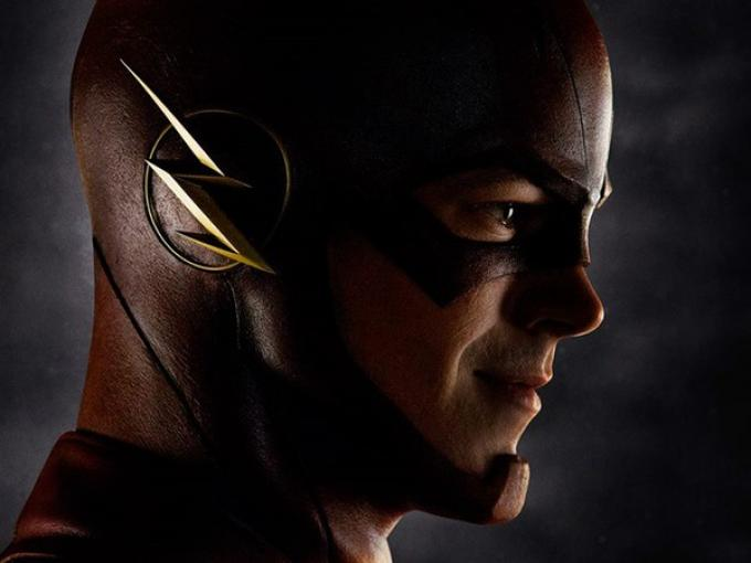 Flash entra in scena.