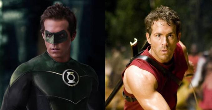 I due volti di un supereroe?