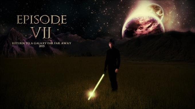 tanto tempo fa, e oggi, in una galassia lontana lontana...