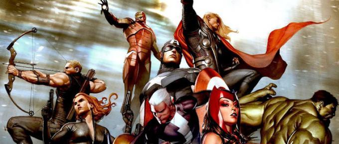 I nuovi Avengers cinematografici
