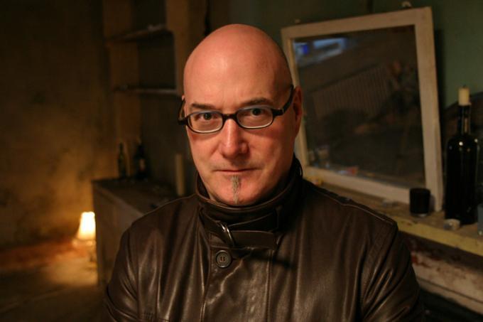 Stephen Volk, sceneggiatore di <i>After Life</i>