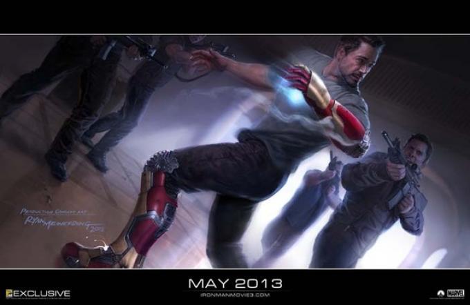 Giornata nera per Tony Stark