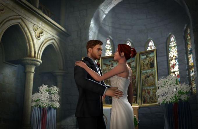 In Secret Files 3, Nina e Max stanno finalmente per convolare a nozze, ma non tutto andrà come previsto