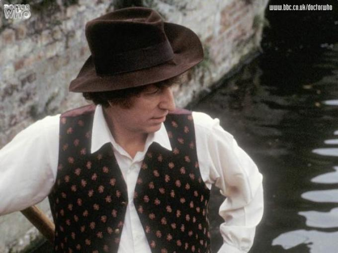 "Tom Baker in ""Shada"""