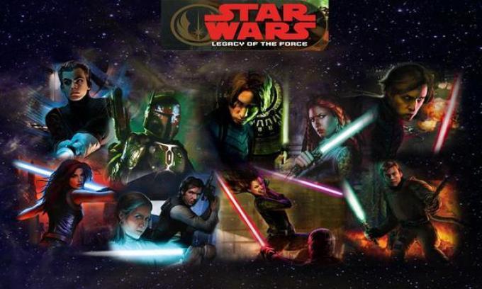 E' questo il nuovo mondo di Star wars?