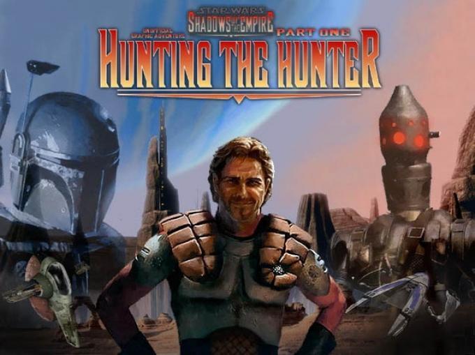 Il primo episodio di Star Wars: Shadows of the Empire - Hunting the Hunter