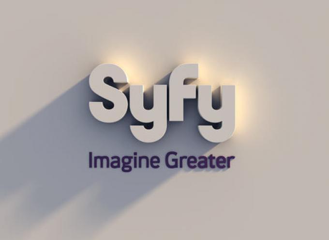 il prossimo nuovo logo di scifi channel