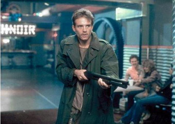 Kyle Reese in azione