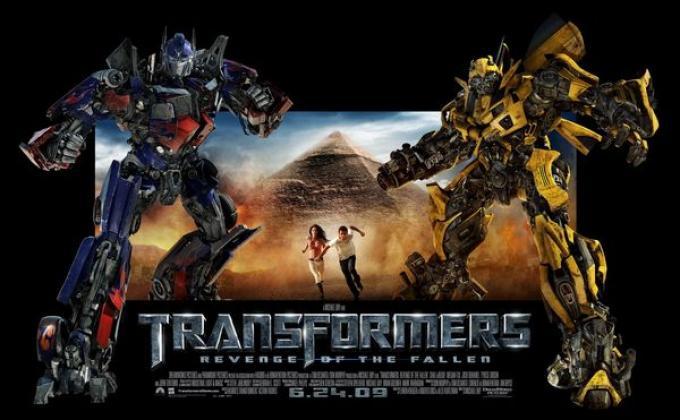 1 luglio 2011, il ritorno dei transformers