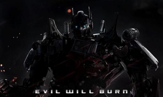 Non è una buona idea far arrabbiare Optimus prime.