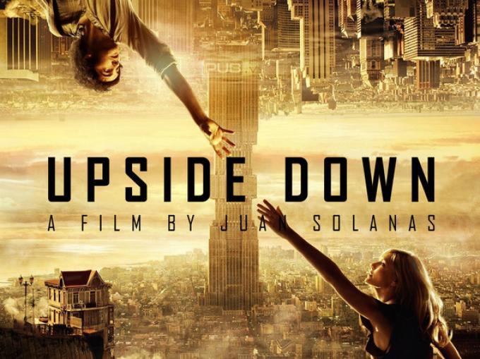 Locandina di Upside Down