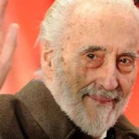 È morto Christopher Lee