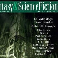 Fantasy & Science Fiction, in edicola il dodicesimo numero
