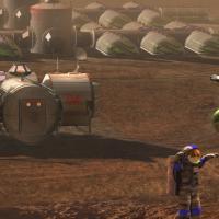 Marte è essenziale per la sopravvivenza della razza umana