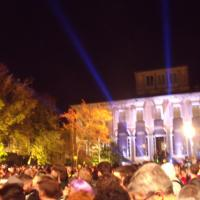 Lucca Comincs & Games e il megaspadone laser