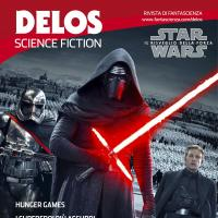 Delos Science Fiction 176, pronto l'ebook con lo speciale Star Wars Il risveglio della forza