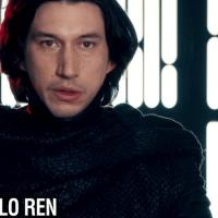 Kylo Ren, boss in incognito