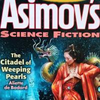 Maurizio Manzieri finalista all'Asimov's Readers' Award