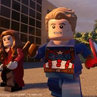 Lego Marvel's Avengers presenta i personaggi di Civil War